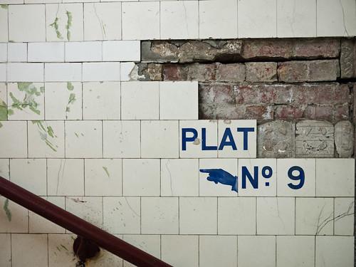 Plat No.9