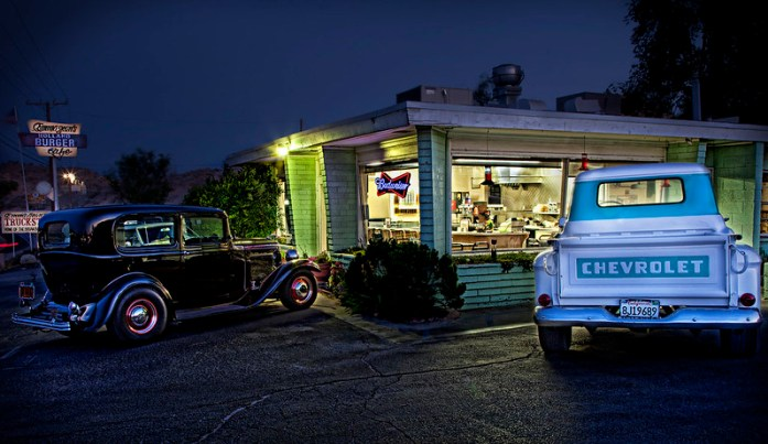 Emma Jean's Holland Burger - Victorville, California - Copyright Jake Morrison