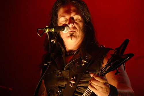 David Vincent of Morbid Angel