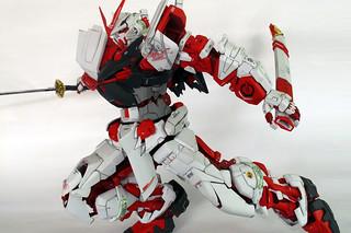 Gundam Astray Red Frame PG