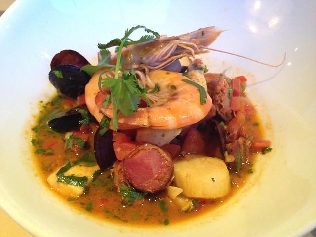Caldeirada - LaSalette Restaurant