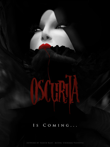 Oscurita by Tyler Barineaux