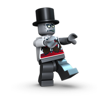 LEGO Monster Fighters Zombie Groom
