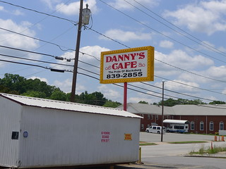 Danny's Cafe and Fireworks