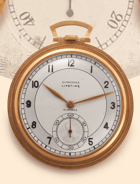 Longines Lifetime. 1920s