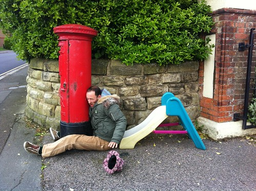 A brief history of the British Postal service by Simon Sharville