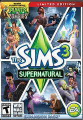 Sims 3 Supernatural Fact Sheet + Official Screens (Updated 8/13/12) (2/6)
