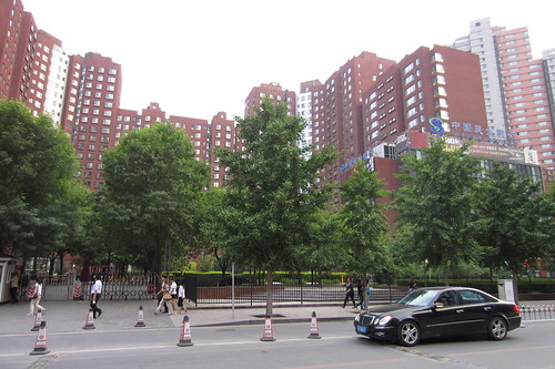 Blue Castle International Apartment Complex