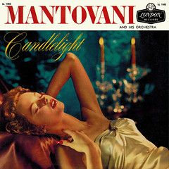 Mantovani Candlelight (Collage XXXVIII)