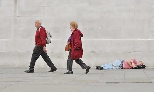 Walk Away Quickly Edna