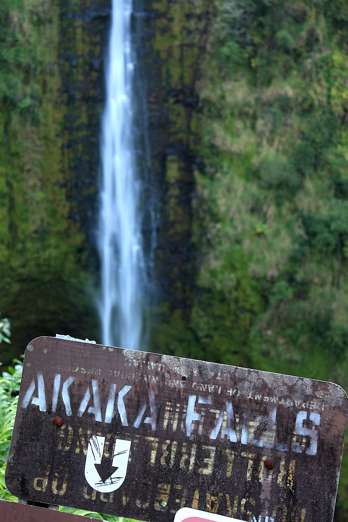 Akaka Falls, Hamakua Coast, Big Island, Hawaii