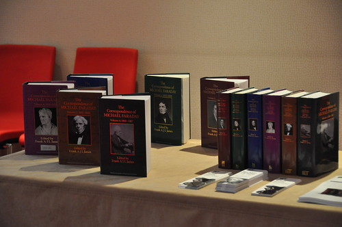 The Complete Correspondence of Michael Faraday