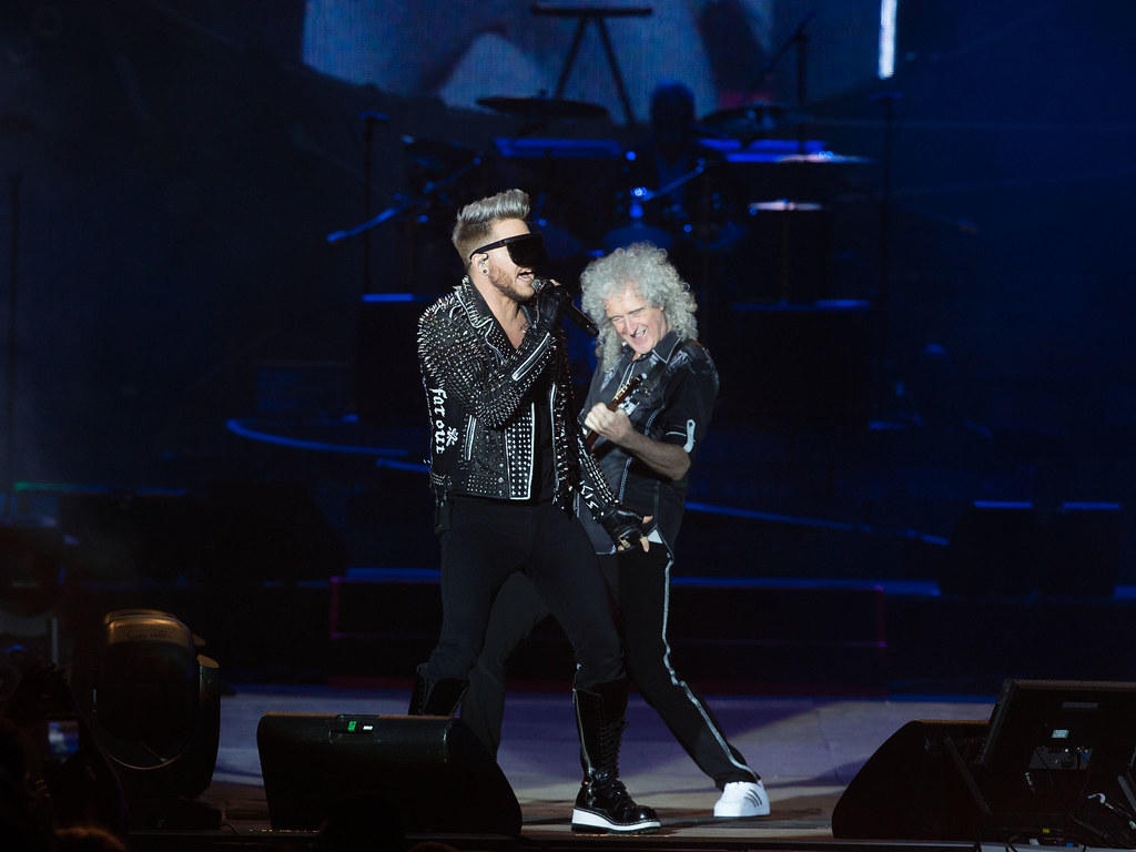 Queen & Adam Lambert - Rock in Rio Lisboa 2016