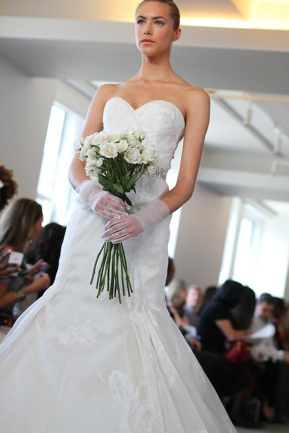 Oscar de la Renta Bridal 2013 104