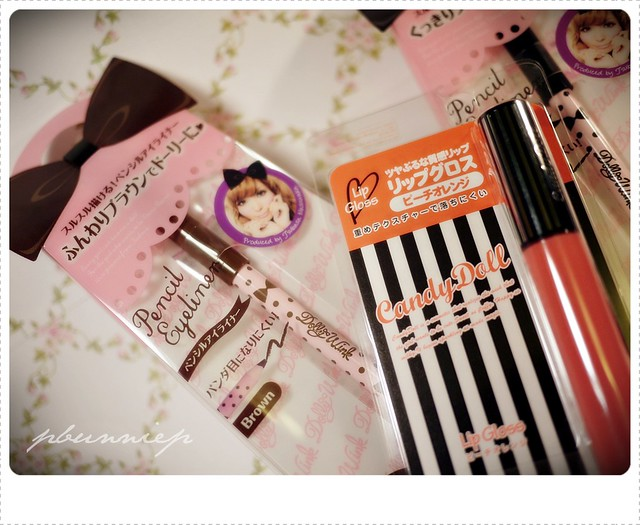 SaSa beauty haul -03-2012