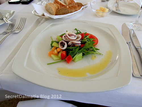 Culinary painting...