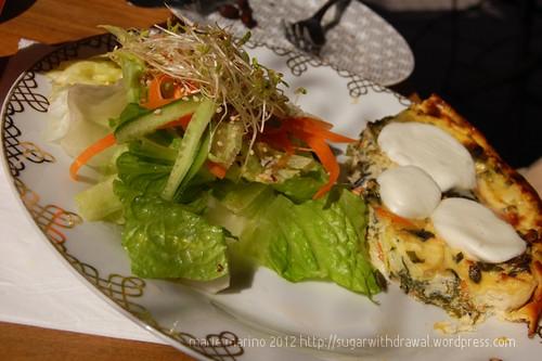 Nelly's Kitchen Breakfast Frittata