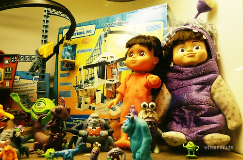Boo of Monsters, Inc., Penang Toy Museum