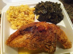 Fried Chicken, Mac 'n Cheese, & Collards - Mitchell's