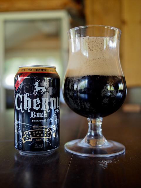 Bohemian Brewery Cherny Bock