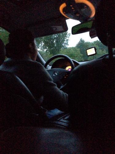タクシー運転手トニー