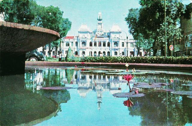 Saigon 1964 - City Hall