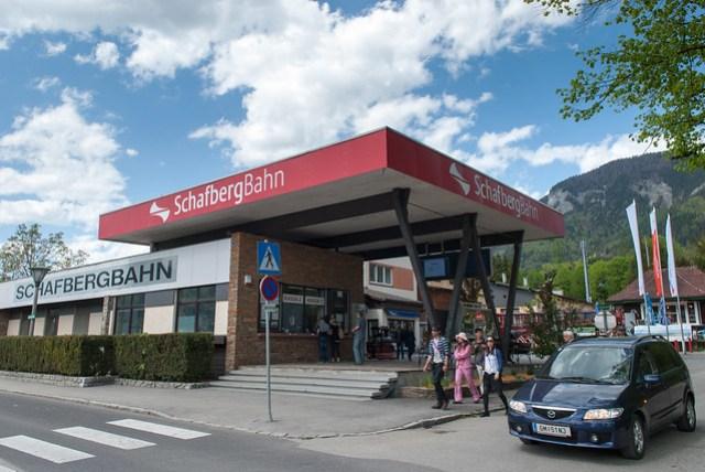 蜜月 D6 - St. Wolfgang - Schafberg 登山火車 5