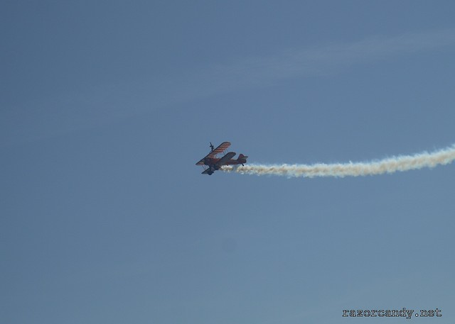 Wingwalkers - Southend Air Show - Sunday, 27th May, 2012 (11)