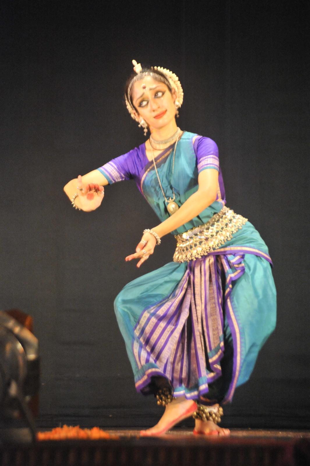 Arushiji presenting Ka Champu