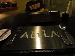 Buzz Restaurant at Alila Jakarta