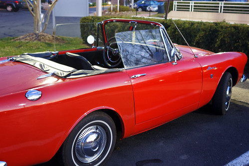 Sunbeam Alpine Series V
