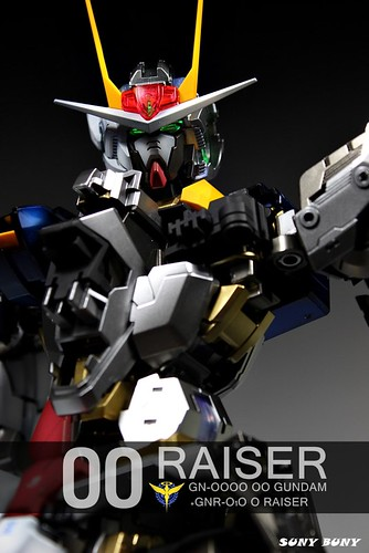 Custom Painted PG 00 Raiser Featured Kit GundamPH (1)