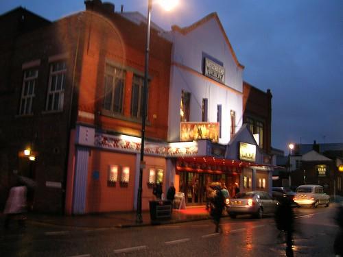Tameside Hippodrome, 29 March 2008: Last Night