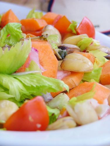 Insalata di Circerchie - Cicerhichie salad