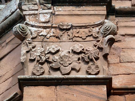 column top