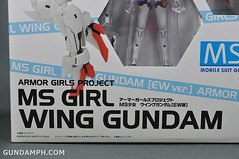 Armor Girls Project MS Girl Wing Gundam (EW Version) Review Unboxing (9)