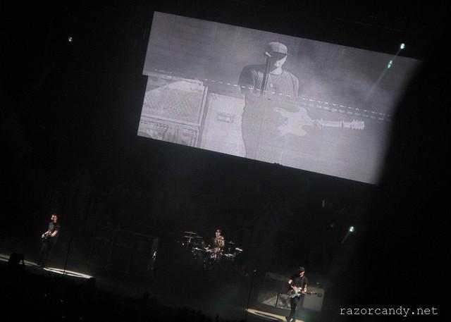 Blink-182 - O2 - 8th june, 2012 (6)