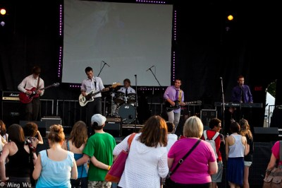 The Riot Police @ Westfest 2012