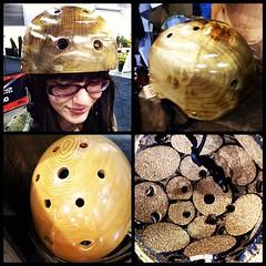 Wooden Helmets