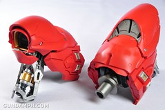 Formania Sazabi Bust Display Figure Unboxing Review Photos (48)