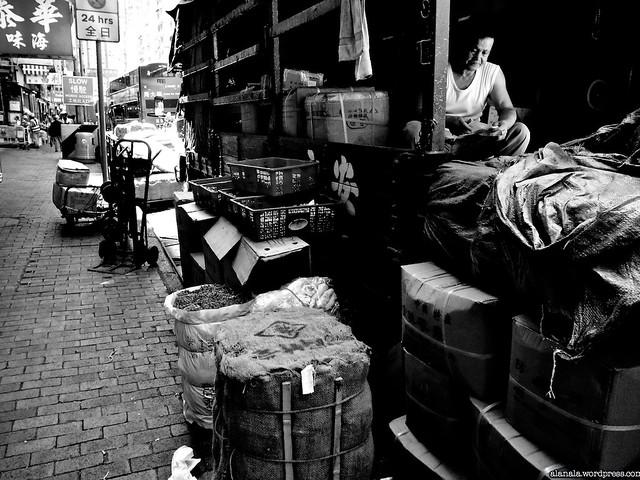 Seafood stock distribution