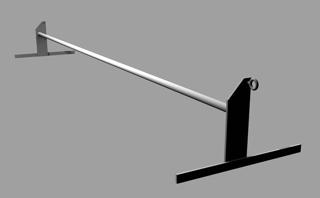 Mast Step Assist - CAD
