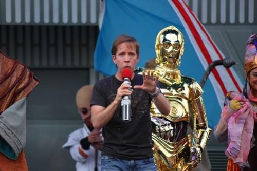 James Arnold Taylor, C-3PO
