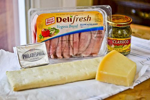 Pesto Cheese Pastries 17