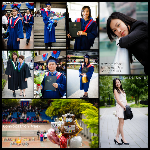 Day 533 - A Recap of Convocation Week