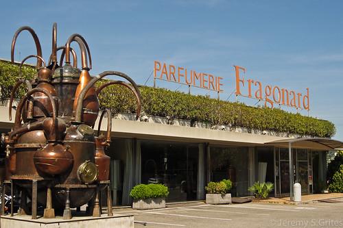 perfume factory