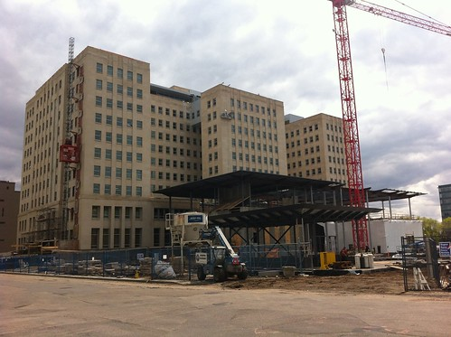 Federal Building Construction