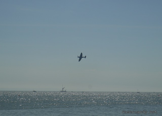 Spitfire - Southend Air Show - Sunday, 27th May (3)