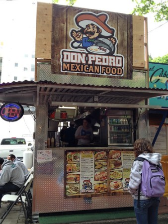 Don Pedro Mexican