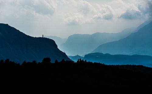 Berge um Bozen